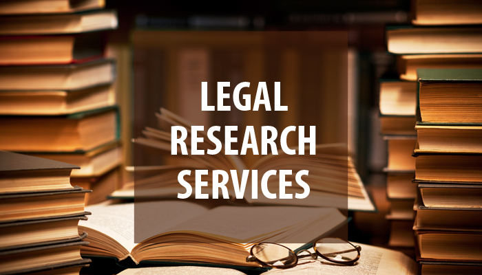 Legal Research Services