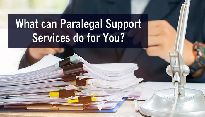 Paralegal Support Services