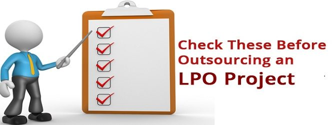 Legal Process Outsourcing company