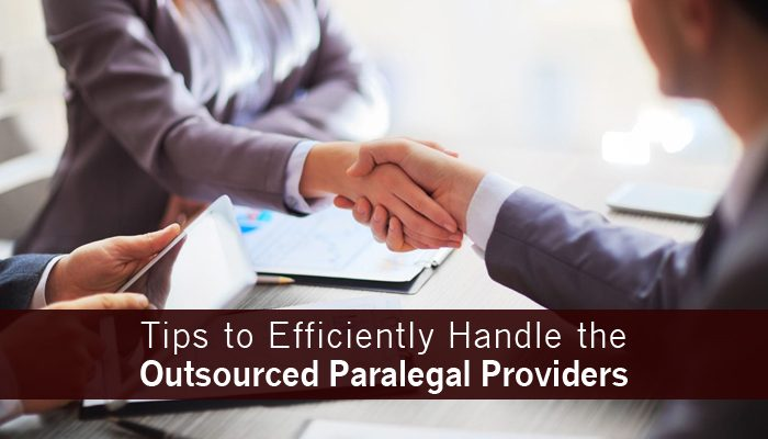 Outsourced Paralegal Services