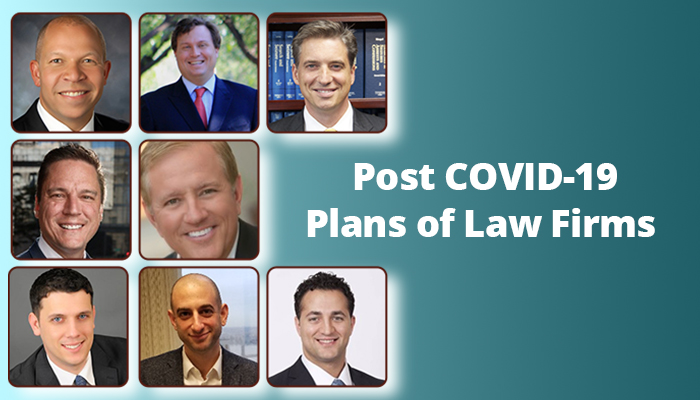 Post Covid Law Firms Plan