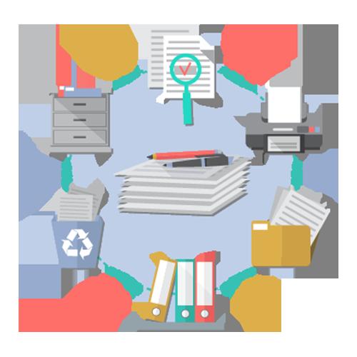 Document Management - Legal Support Services